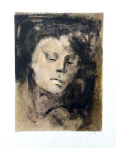 Lithograph Fini - La jeune mémoire