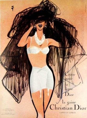 Offset Gruau - La Ligne Dior
