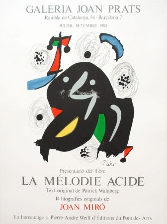 Offset Miró - La mélodie acide