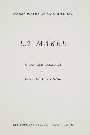 Illustrated Book Tanning - La Marée