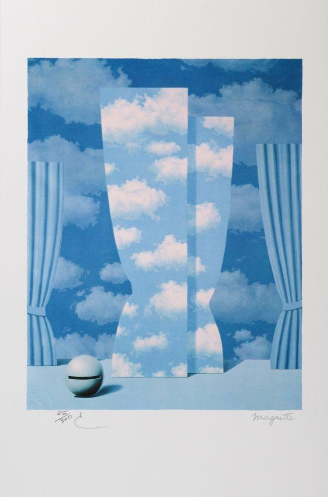 Lithograph Magritte - La Peine Perdue