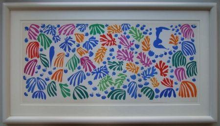 Lithograph Matisse - La Perruche et la Sirène