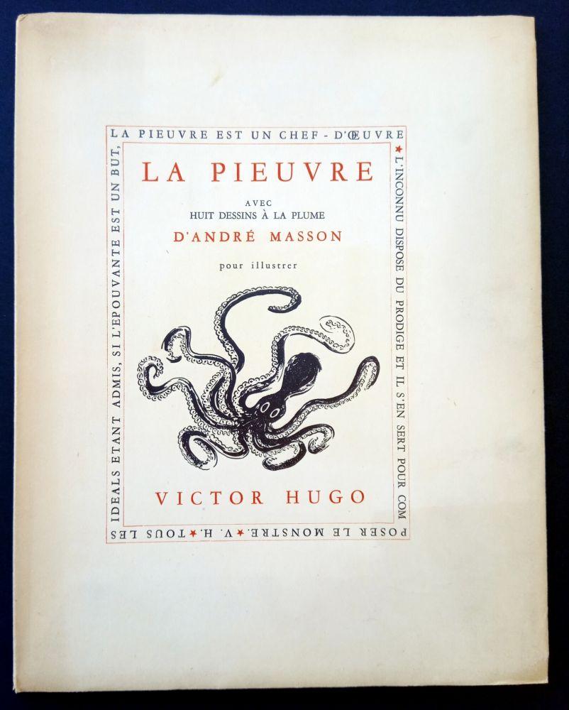 Illustrated Book Masson - La Pieuvre