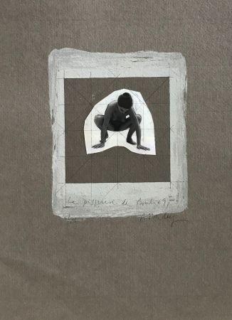 Screenprint Delay - La pisseuse de Bouliac, 91