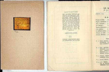 Illustrated Book Ernst - La Révolte en question.