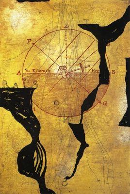 Etching And Aquatint Texier - La raison pure