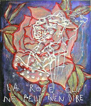 No Technical Vande Pitte - La rose qui ne peut rien dire