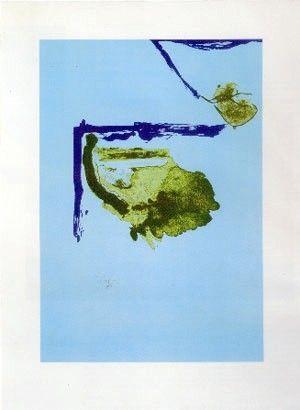Etching And Aquatint Frankenthaler - La sardana