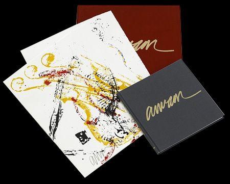 Screenprint Arman - La seconde parade des objets
