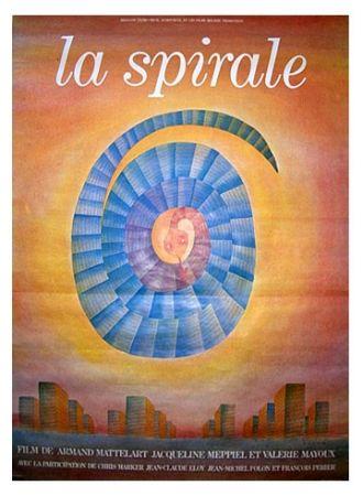 Poster Folon - LA SPIRALE
