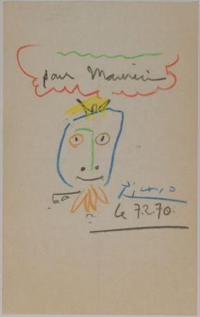 No Technical Picasso - La tête du Roi (The King's Head)