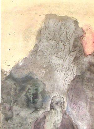 Lithograph Fini - La tempete 16