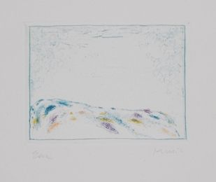 Etching And Aquatint Music - La terre ecrit la terre