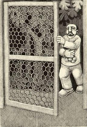 Illustrated Book Morena - La torta