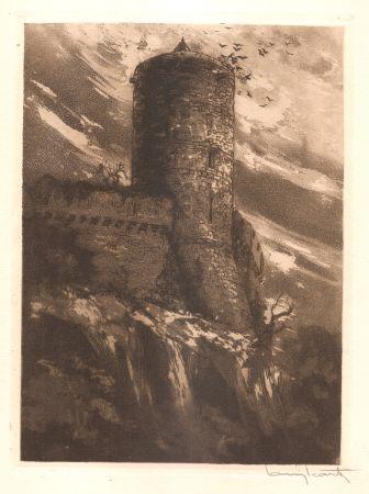 Illustrated Book Icart - La Tour Mélusine