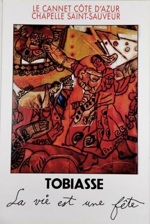 Offset Tobiasse - La Vie est une Fête Chapelle Saint Sauveur