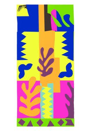 Lithograph Matisse - La Vis (The Wine Press)