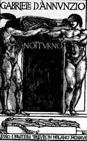 Illustrated Book De Carolis - La xilografia