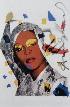 Screenprint Warhol -  Ladies and Gentleman (Signed)