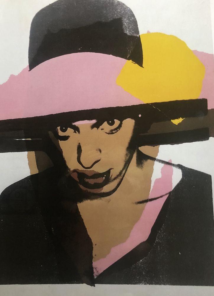 Screenprint Warhol - Ladies and Gentlemen