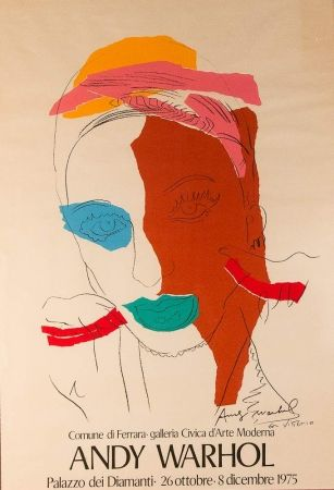 Poster Warhol - Ladies and Gentlemen