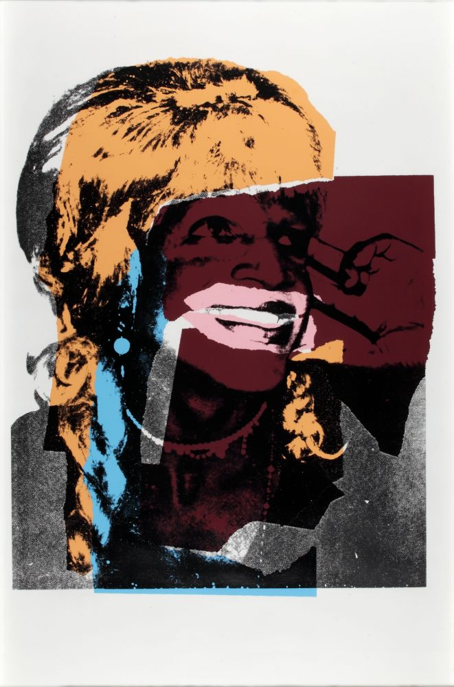 Screenprint Warhol - Ladies And Gentlemen FS II.133