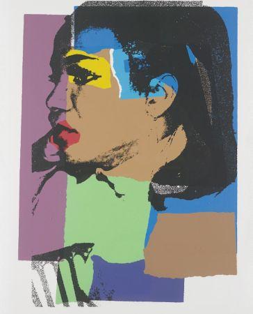 Screenprint Warhol - Ladies And Gentlemen (Fs Ii.29)