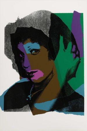 Screenprint Warhol - Ladies And Gentlemen (Fs Ii.32)
