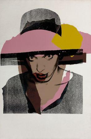 Screenprint Warhol - LADIES & GENTLEMEN FS II.130