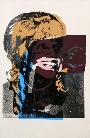 Screenprint Warhol - LADIES & GENTLEMEN FS II.133