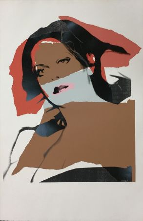 Screenprint Warhol - LADIES & GENTLEMEN FS II.134