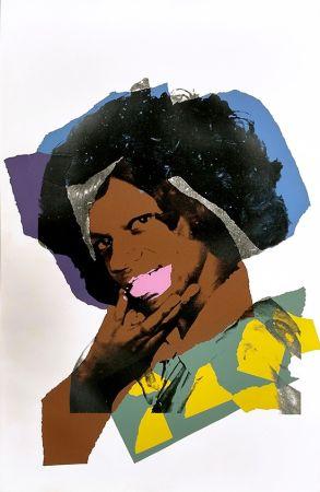 Screenprint Warhol - LADIES & GENTLEMEN FS II.137