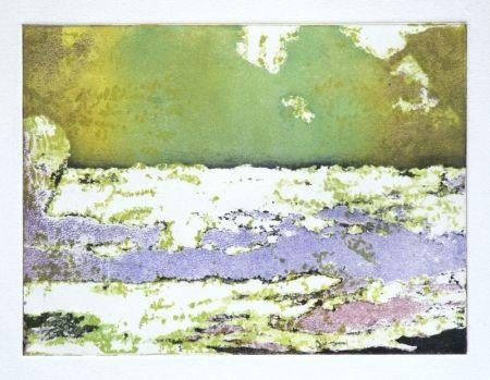 Monotype Tanguy - Lagune 2