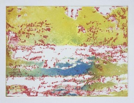 Monotype Tanguy - Lagune 4