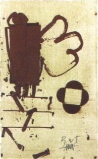 Etching And Aquatint Amat - L'ala-V