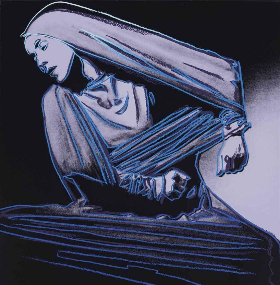 Screenprint Warhol - Lamentation (FS II.388)