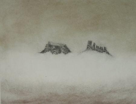 Etching Music - Landschaft