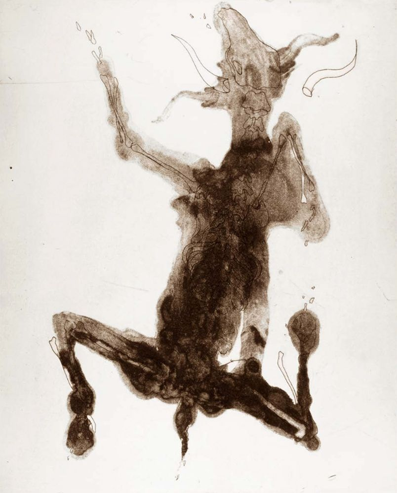 Etching And Aquatint Barcelo - Lanzarote 16