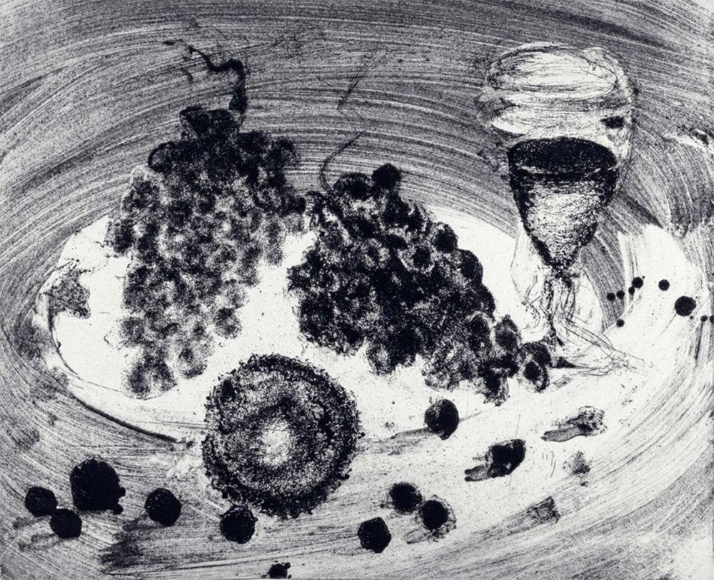 Etching And Aquatint Barcelo - Lanzarote 19