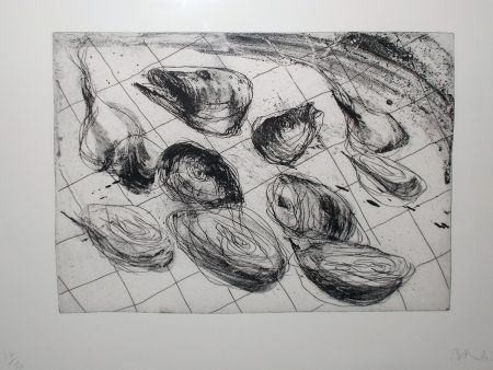 Etching And Aquatint Barcelo - Lanzarote 21