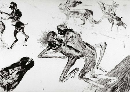 Etching And Aquatint Barcelo - Lanzarote 28