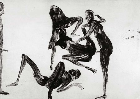 Etching And Aquatint Barcelo - Lanzarote 31