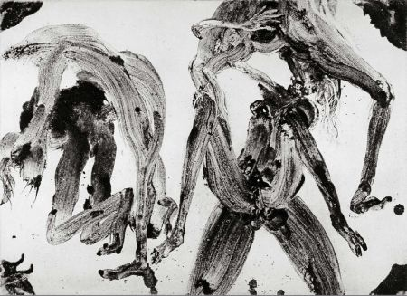 Etching And Aquatint Barcelo -  Lanzarote 35