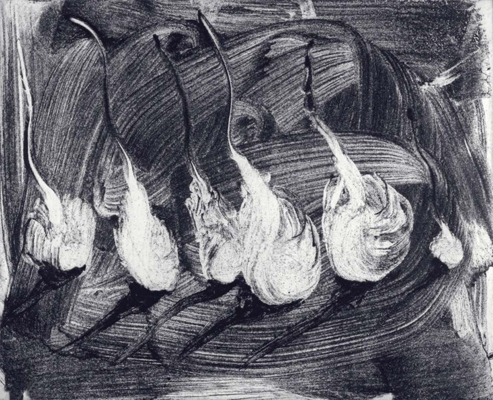 Etching And Aquatint Barcelo - Lanzarote 9