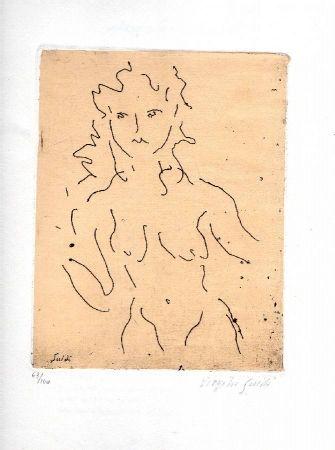Illustrated Book Guidi - L'après-Midi D'un Faune