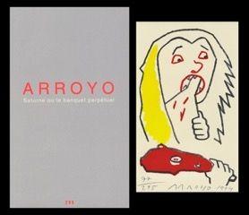 Illustrated Book Arroyo - L'art en écrit