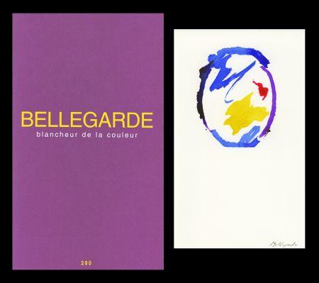 Illustrated Book Bellegarde - L'art en écrit