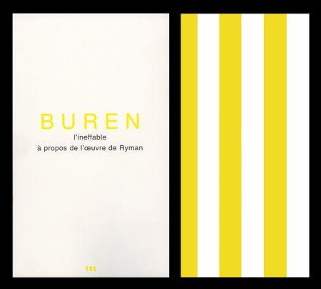 Illustrated Book Buren - L'art en écrit