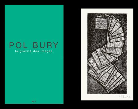 Illustrated Book Bury - L'art en écrit
