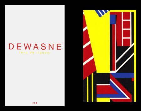 Illustrated Book Dewasne - L'art en écrit